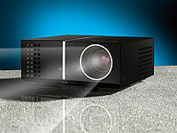 "SceneLights HDMI-DLP-Beamer/Projektor SVGA ""Home Cinema DL-200"""
