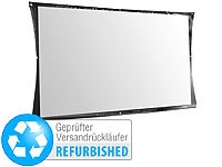 "SceneLights Faltbare Leinwand ""Cinema"" 305 cm (120"") (refurbished)"